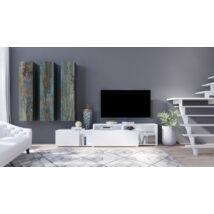 Vento nappali összeállítás festett metál-fehér 10