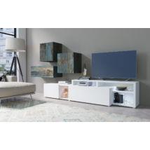 Vento nappali összeállítás festett metál-fehér 12