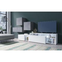 Vento nappali összeállítás beton-fehér 12