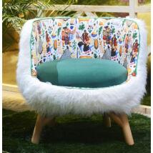 Tarka tervezhető ülőgarnitúra