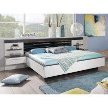 Coleen komfort ágykeret 2 db éjjeliszekrénnyel 160x200