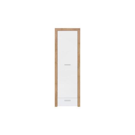 Balder polcos szekrény 1 ajtós 1 fiókos