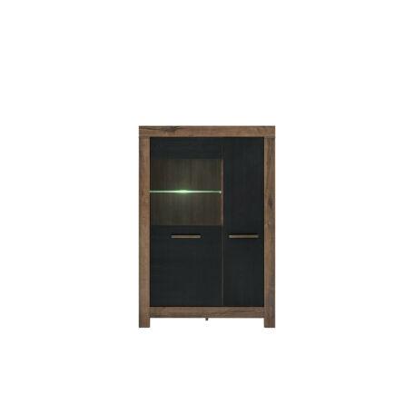 Balin vitrin 2 ajtós (1 vitrines)