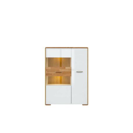 Bari vitrin 2 ajtós (1 vitrines)