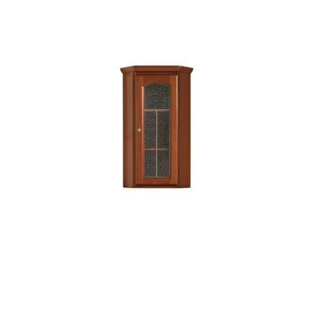 Bawaria vitrin 1 ajtós sarok