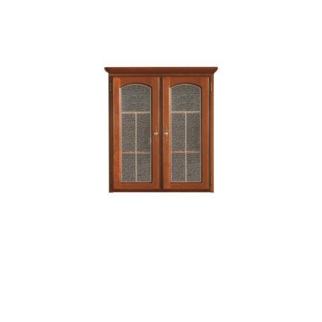 Bawaria vitrin 2 ajtós