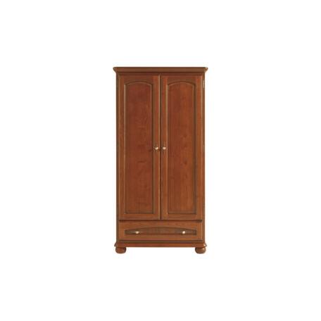 Bawaria szekrény 2 ajtós 1 fiókos