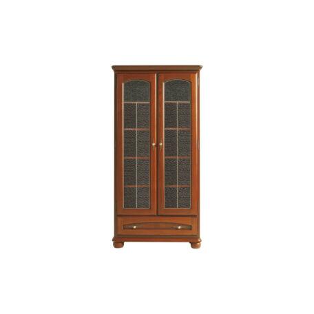 Bawaria vitrin 2 ajtós 1 fiókos