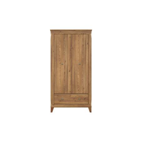 Bergen szekrény 2 ajtós