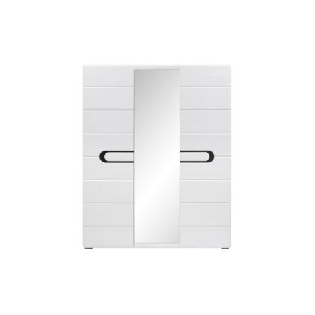 Byron szekrény 2 ajtós tükrös 173 cm