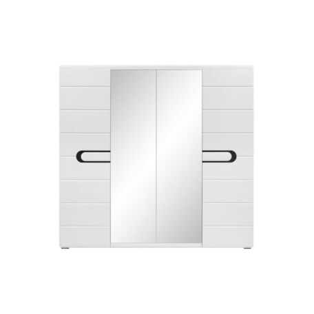 Byron szekrény 2 ajtós tükrös 225 cm