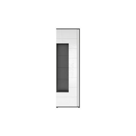 Graphic vitrin 1 ajtós (vitrines) balos