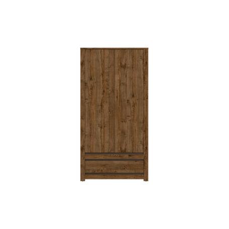 Kada szekrény 2 ajtós 1 fiókos