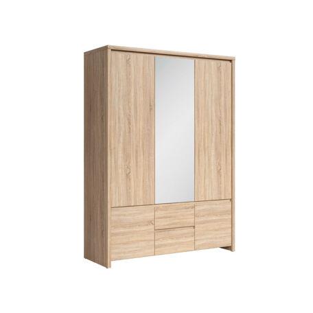 Kaspian szekrény 5 ajtós 2 fiókos