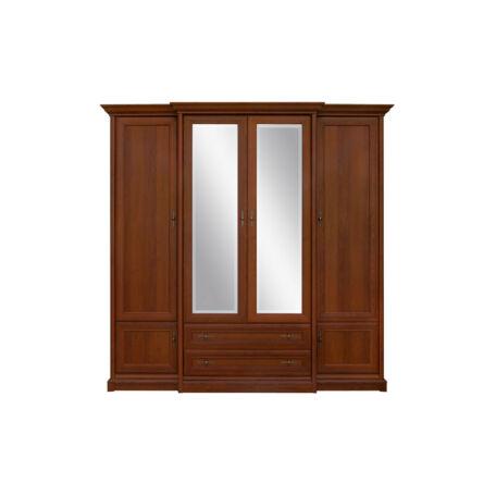 Kent szekrény 4 ajtós 1 fiókos