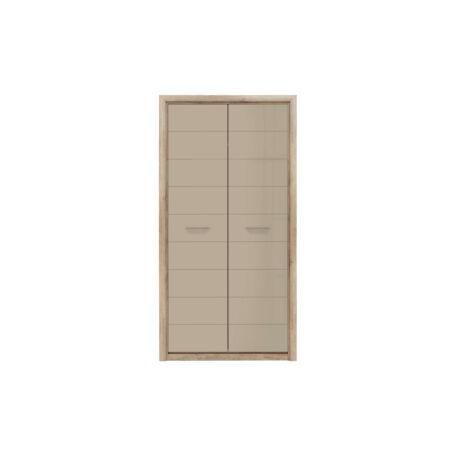 Koen2 szekrény 2 ajtós