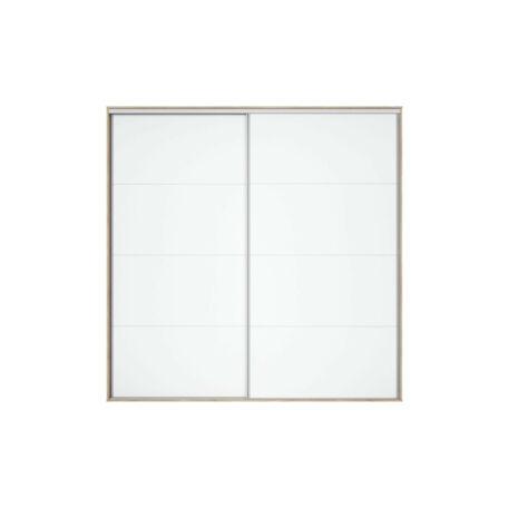Nadir gardróbszekrény front 230/240 fehér