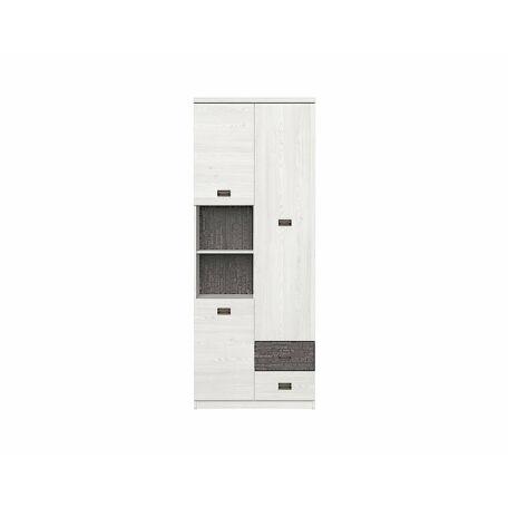Namur szekrény 3 ajtós 2 fiókos