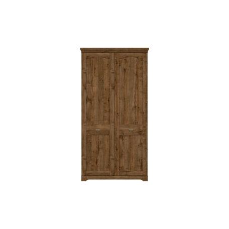 Patras szekrény 2 ajtós