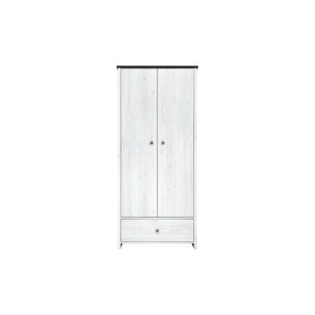 Porto szekrény 2 ajtós 1 fiókos