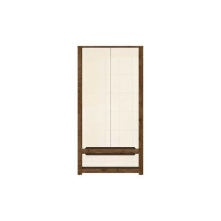 Ruso szekrény 2 ajtós 1 fiókos