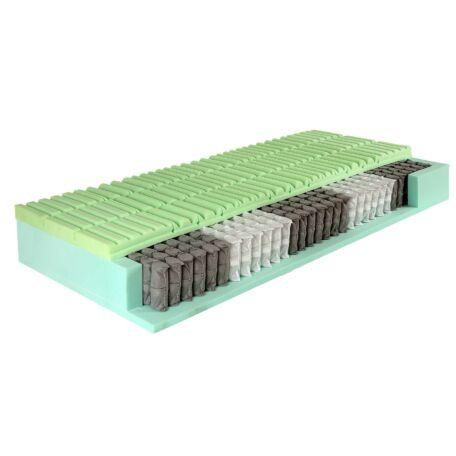 Classic Normál 25 matrac carbon 3D huzattal 140x200 cm