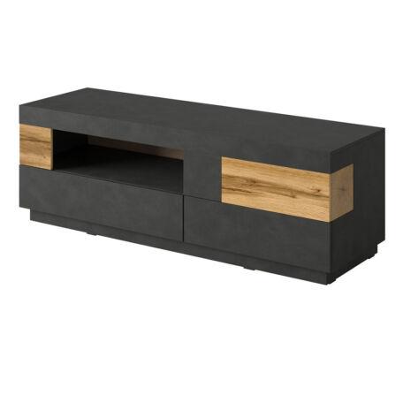 Silke kis TV-szekrény 2 fiókos 1 ajtós