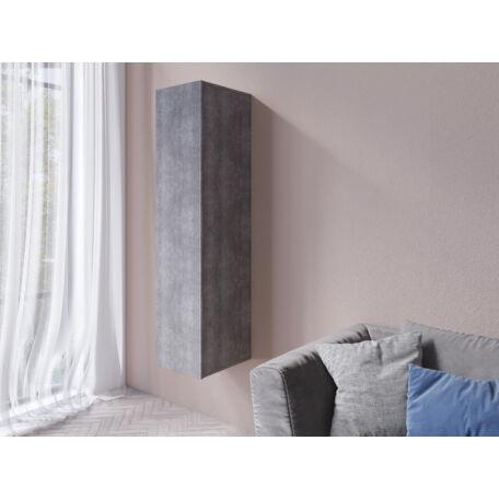 Vento faliszekrény álló 1 ajtós beton