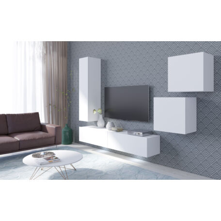 Vento nappali összeállítás fehér-fehér 11