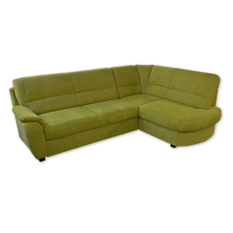 Plaue sarok ülőgarnitúra zöld