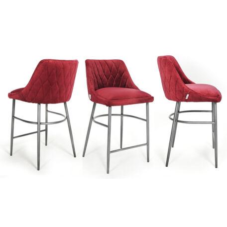 Alberta szék steppelt